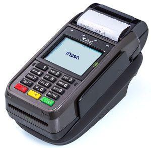מסוף אשראי נייד אלחוטי EMV דגם CP525M