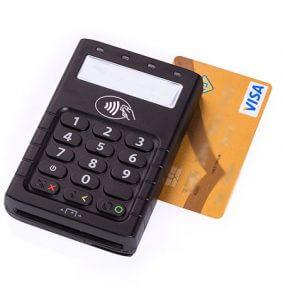 פינפד MPOS נייד לסליקת כרטיסי אשראי
