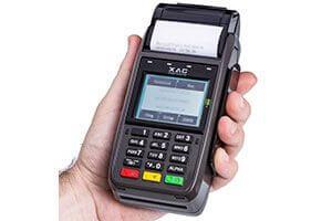מסוף EMV נייד אלחוטי WIFI 3G דגם CP525
