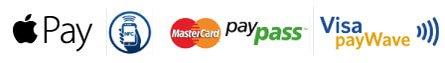 ויזה CONTACTLESS PayWave מסטרקארד PayPass