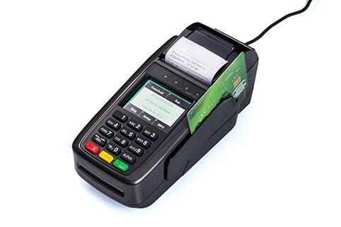 מסוף אשראי EMV CP520 כרטיס מגנטי