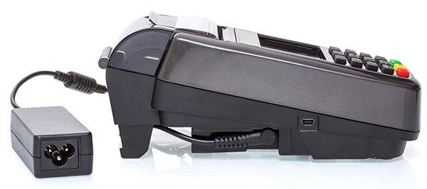 מסוף אשראי EMV נייח מהצד CP520
