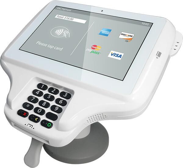 מסוף אשראי EMV עם מסך מגע גדול אנדרואיד