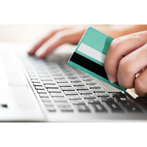 תשלום בכרטיס אשראי באתר אינטרנט מאובטח