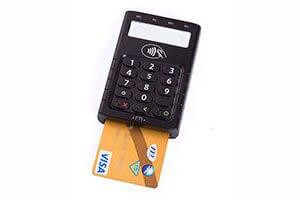 מכשיר סליקה נייד EMV MPOS לטלפון חכם או TABLET דגם CP110M