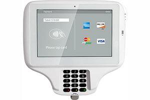 מסוף אשראי EMV מסך מגע גדול דגם CP720
